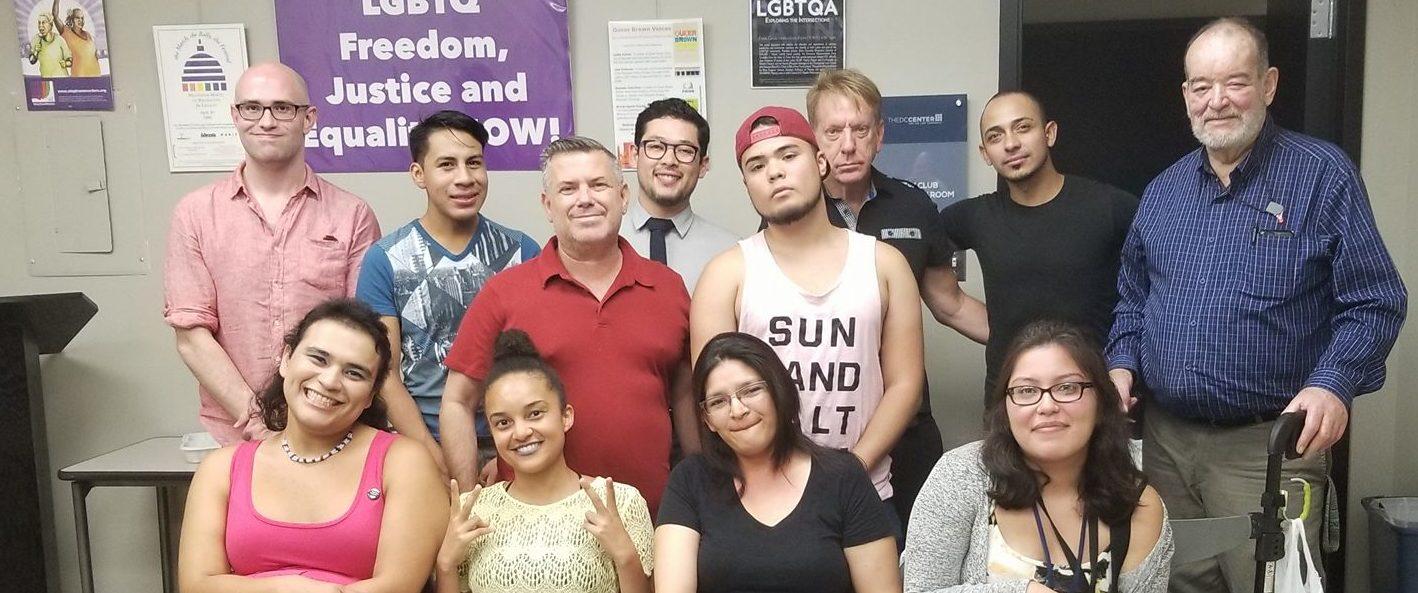 Reunion de la Coalicion Latinx LGBTQI / Latinx LGBTQI Coalition Meeting