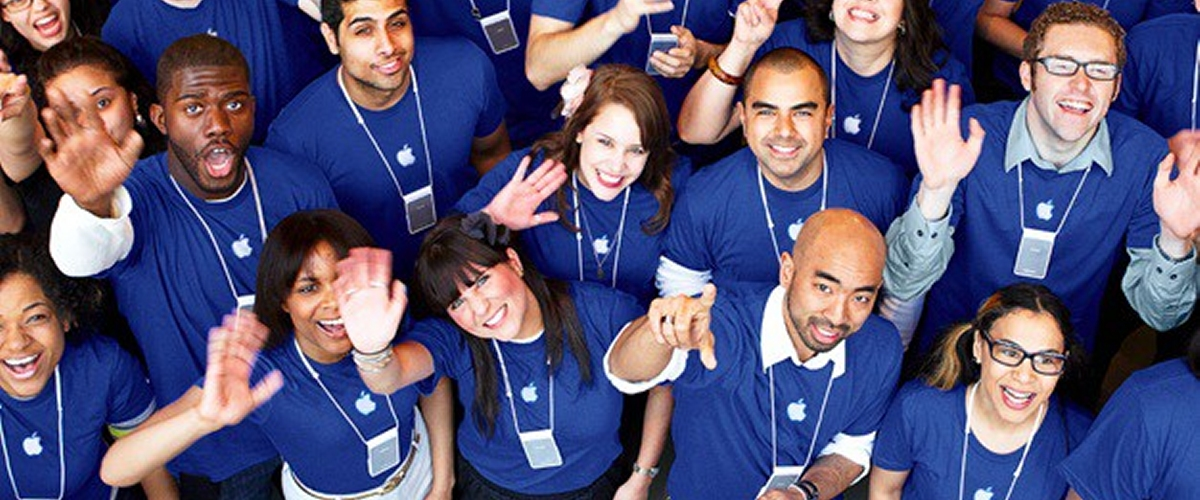 Apple Recruiting Event