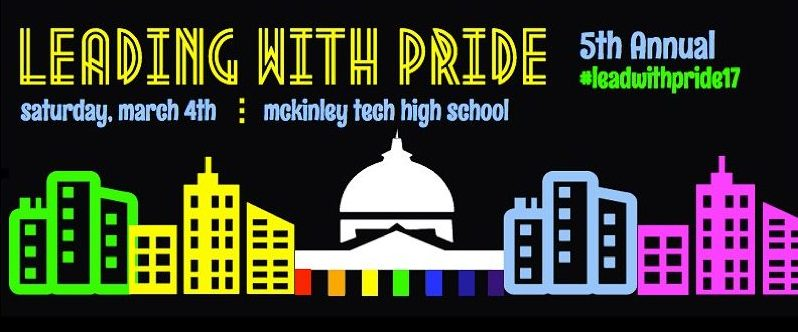Volunteer at the 5th Annual Leading with Pride!