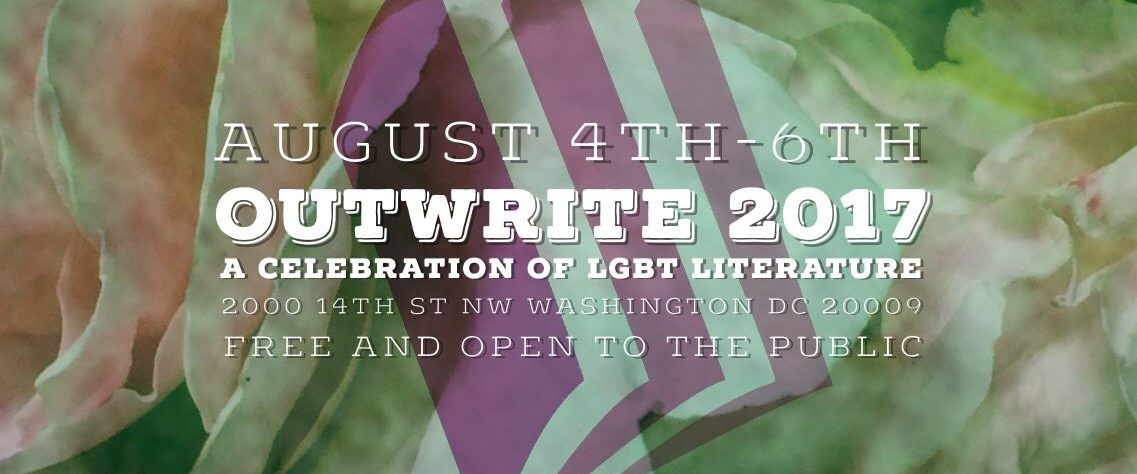 2017 OutWrite LGBT Book Festival