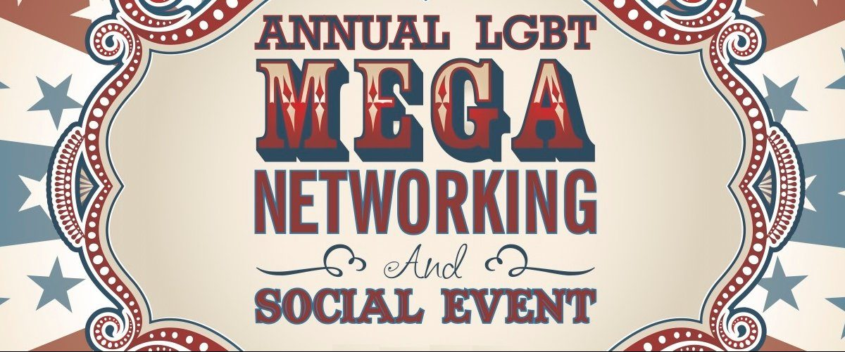 Volunteer at the 9th Annual LGBT Mega Networking & Social Event!