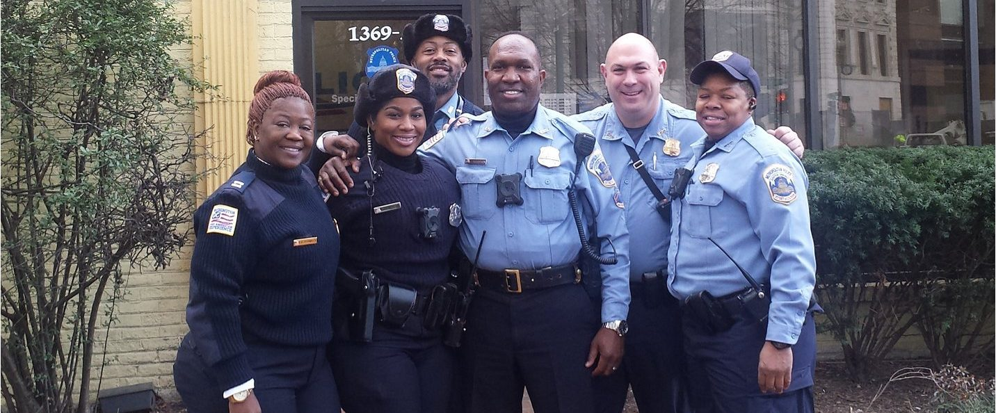 LGBT Liaison Unit of the DC Police Department