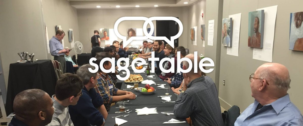 SAGE Table Intergenerational Dinner