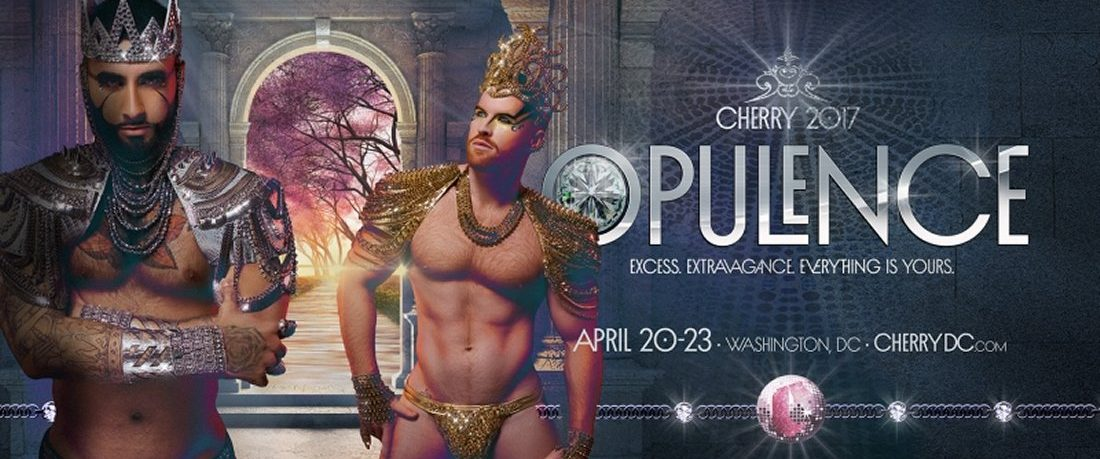 Cherry Weekend 2017: Opulence