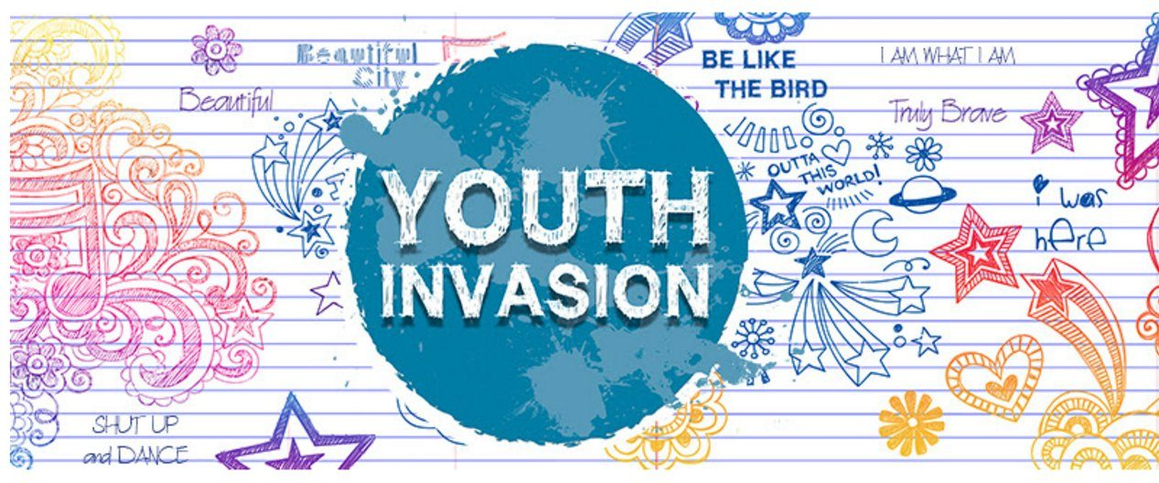 "GenOUT Chorus presents ""Youth Invasion"""