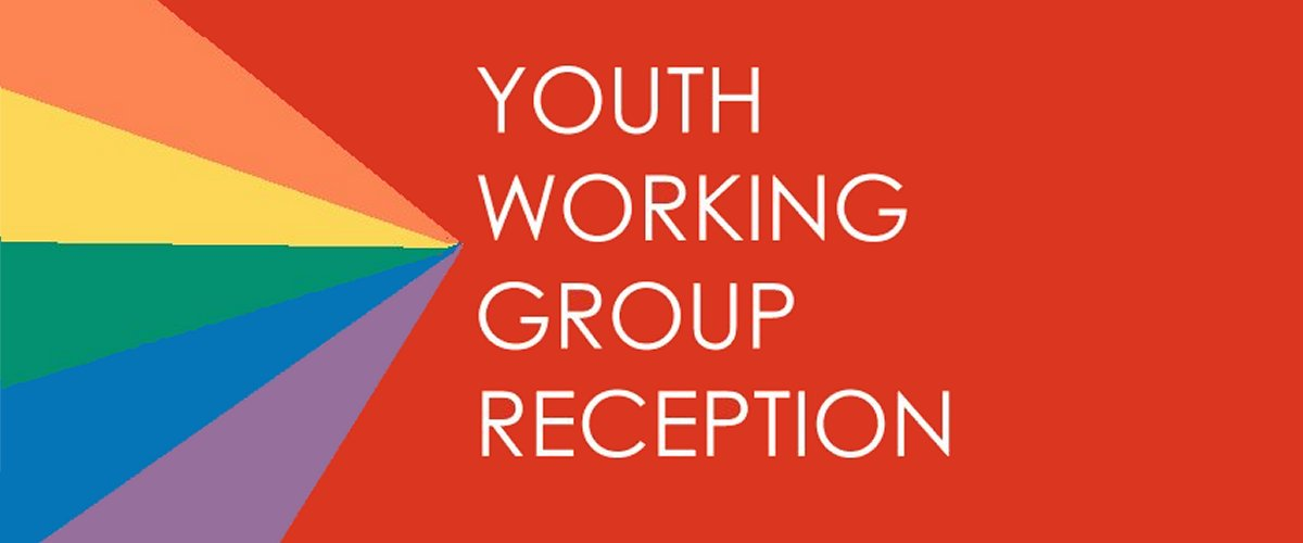 Youth Working Group Reception
