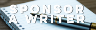 Sponsor a Writer at OutWrite 2017