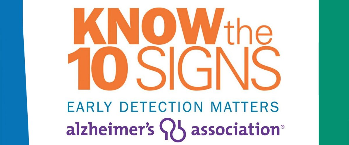 Alzheimer's: Know the Ten Signs