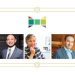 Eboné Bell, David Perez, Ellen Kahn, Rabbi Gil Steinlauf, Sapna Pandya