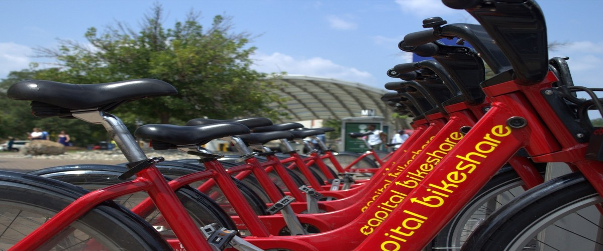 Exciting things are happening at the DC Center with Capital Bikeshare