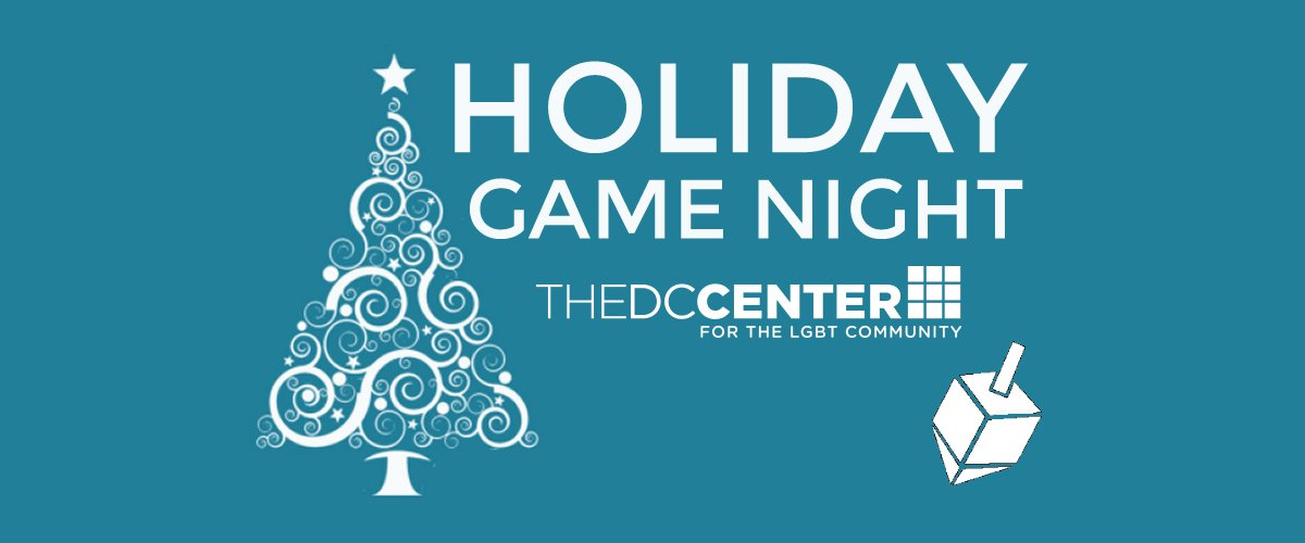 Holiday Game Night