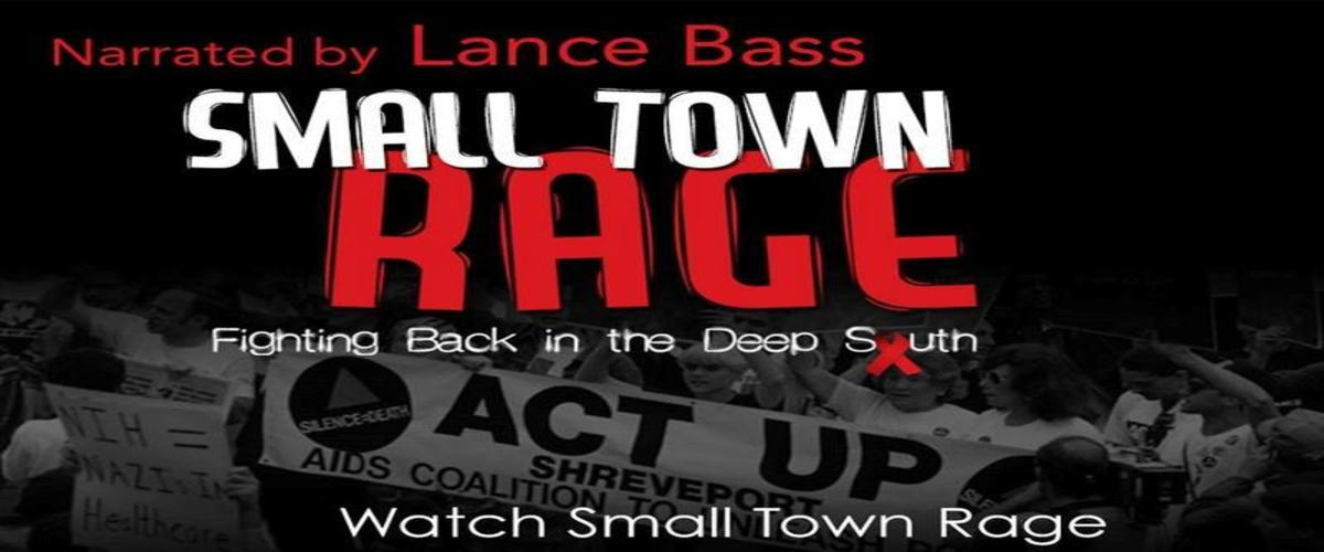Our World AIDS Day Screening of Small Town Rage