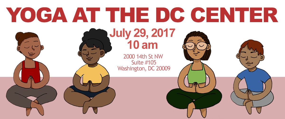 Yoga at the DC Center