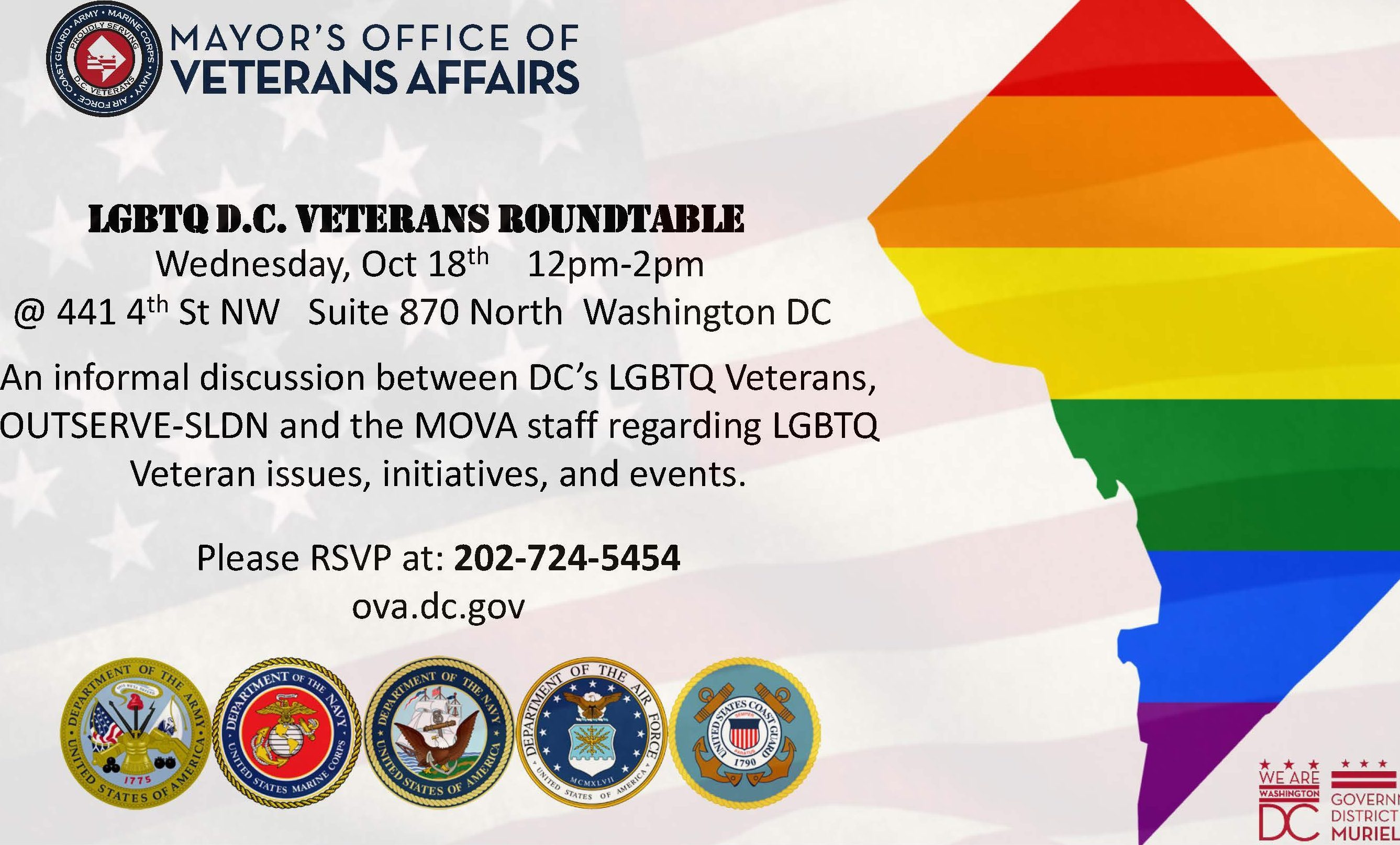 LGBTQ Veterans Roundtable