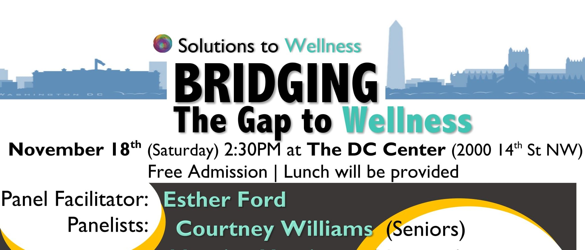 Bridging the Gap to Wellness Panel [Solutions to Wellness 2017]