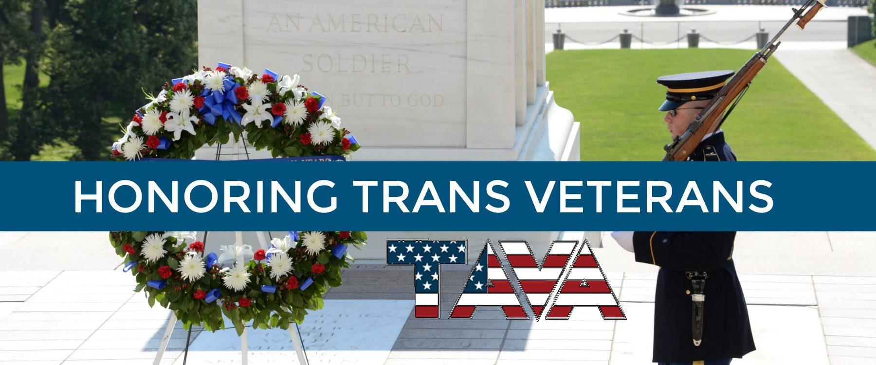 Honoring Transgender Veterans