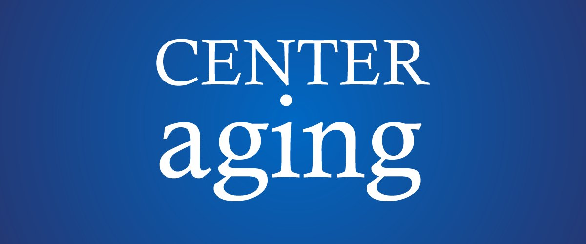 Center Aging Advocacy Meeting December 4th