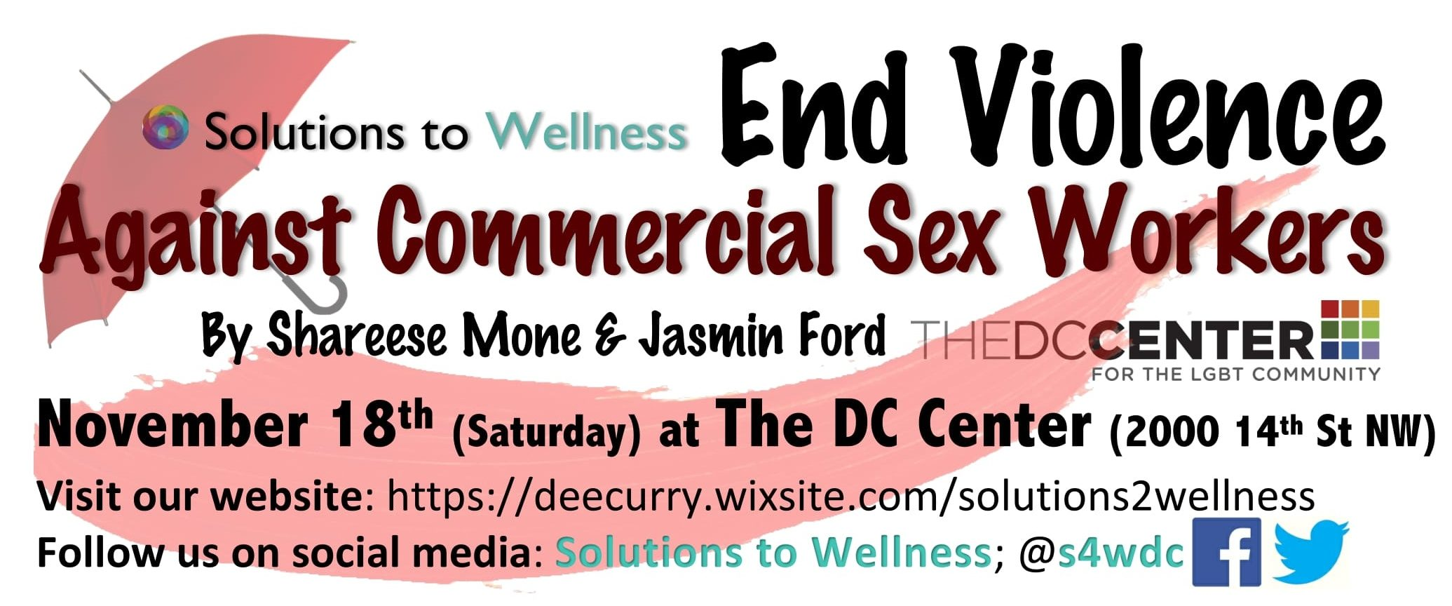 End Violence Against Commercial Sex Workers [Solutions to Wellness 2017]
