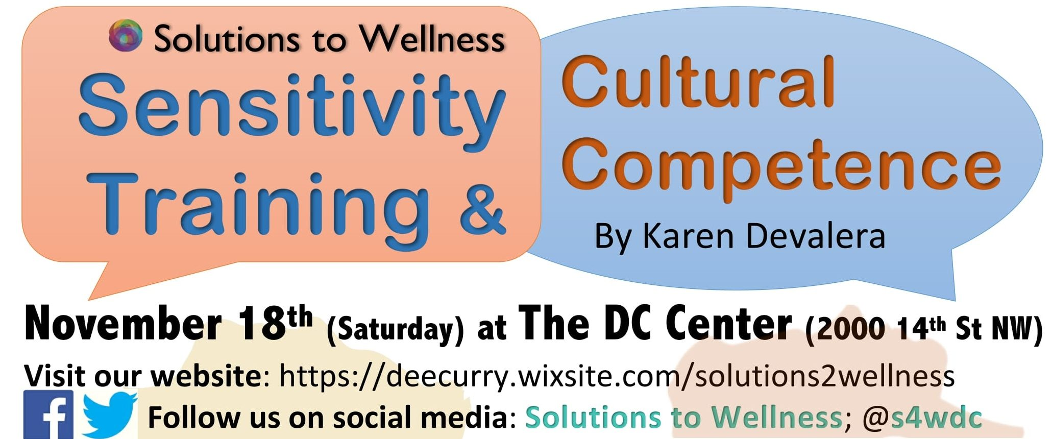 Sensitivity Training & Cultural Competence [Solutions to Wellness 2017]