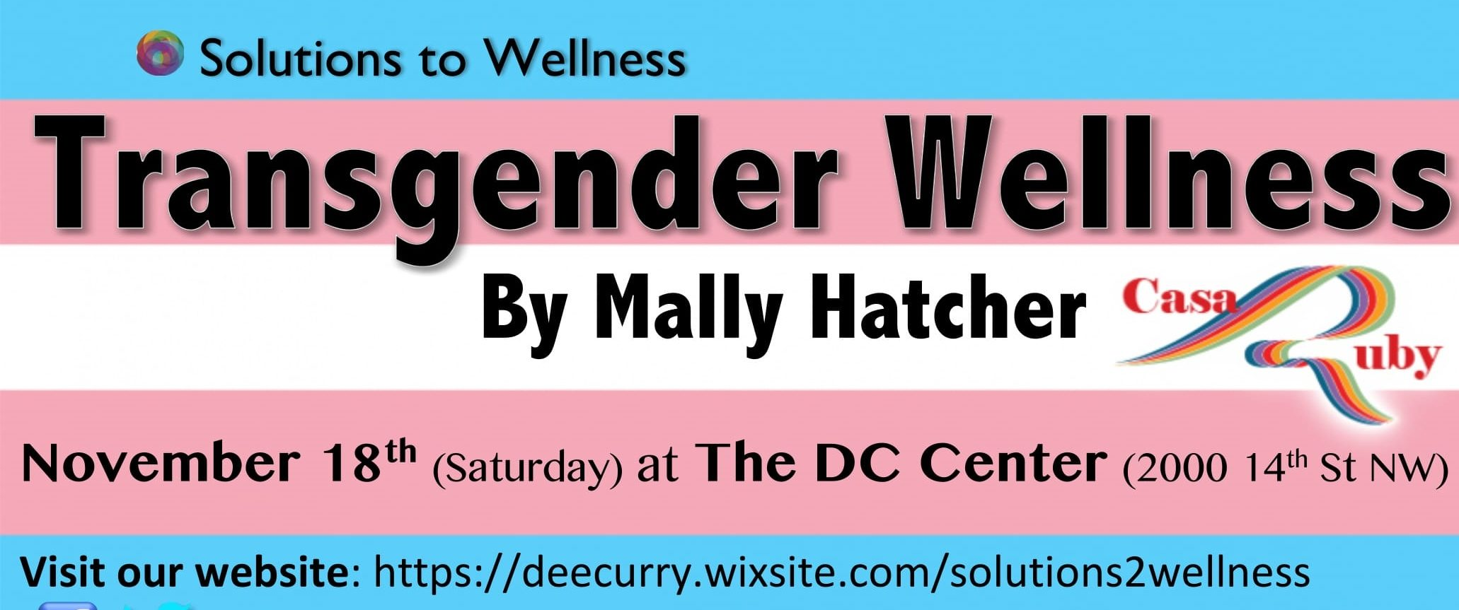 Transgender Wellness [Solutions to Wellness 2017]