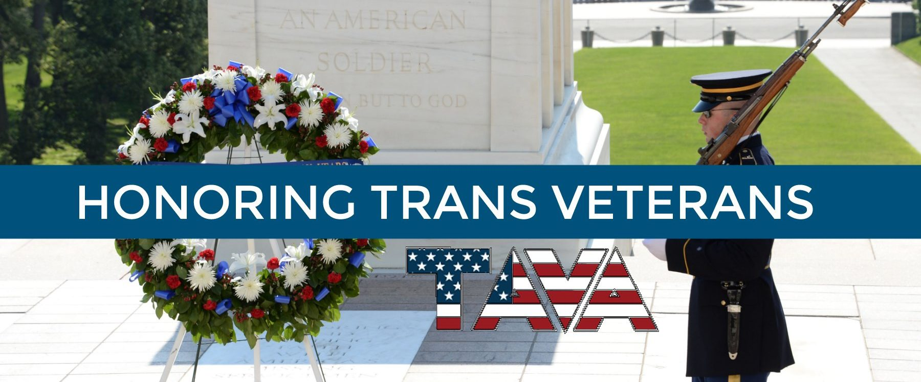 Wreath Laying Ceremony for Trans Veterans