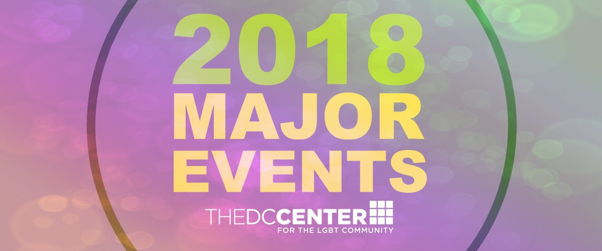 2018 Major Events