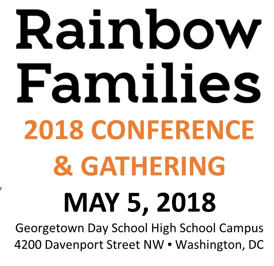 2018 Rainbow Families Conference & Gathering