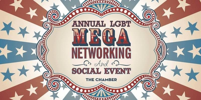 Mega Networking 10th Anniversary Event