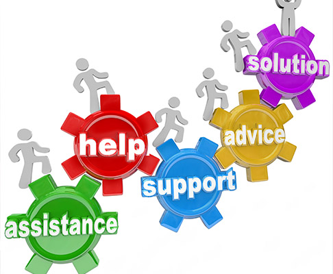 Support for Group Facilitators