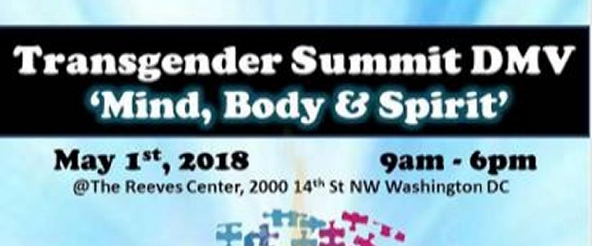 Transgender Siummit