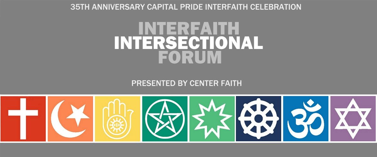 Interfaith Intersectional Community Forum