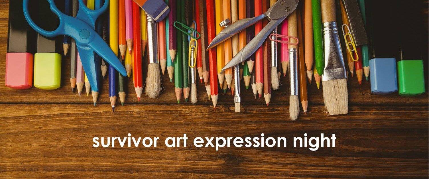 Survivor Art Expression Night