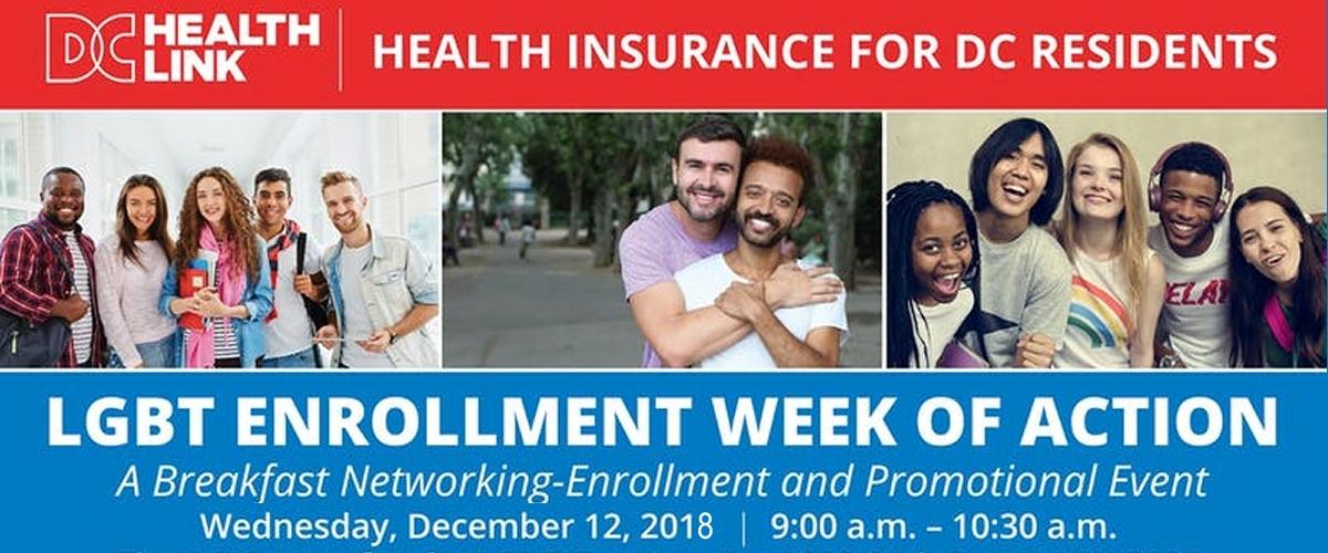 DC Health Link Event @the DC Center