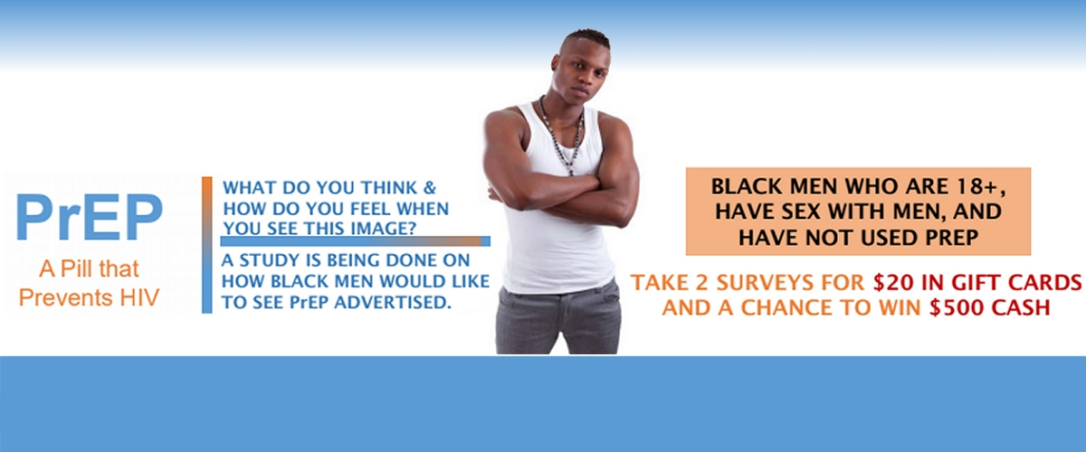 PrEP Study for Black Men