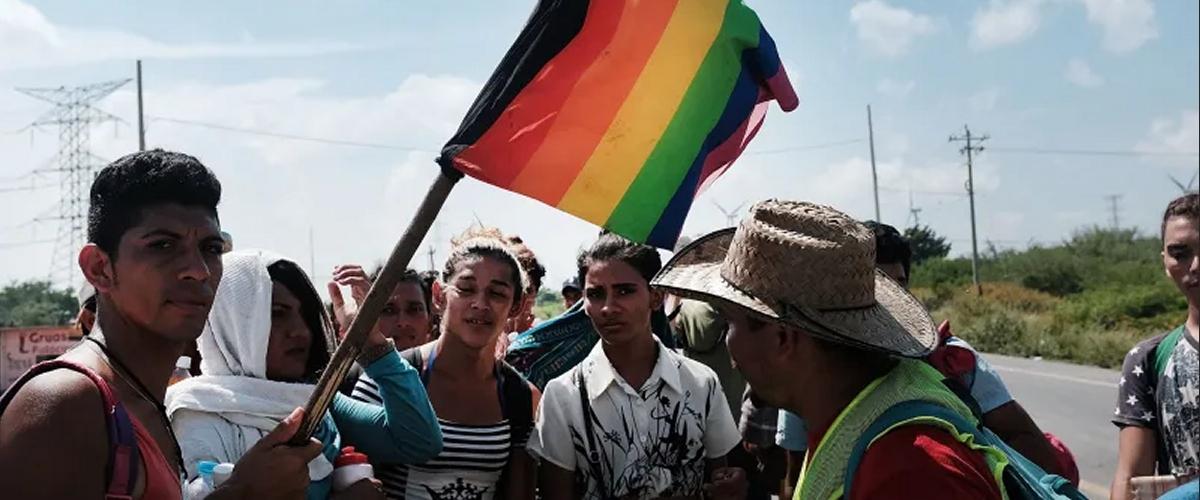 #queertranscaravan