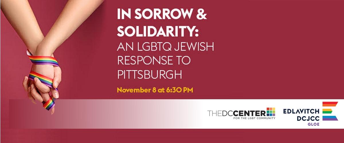 In Sorrow and Solidarity
