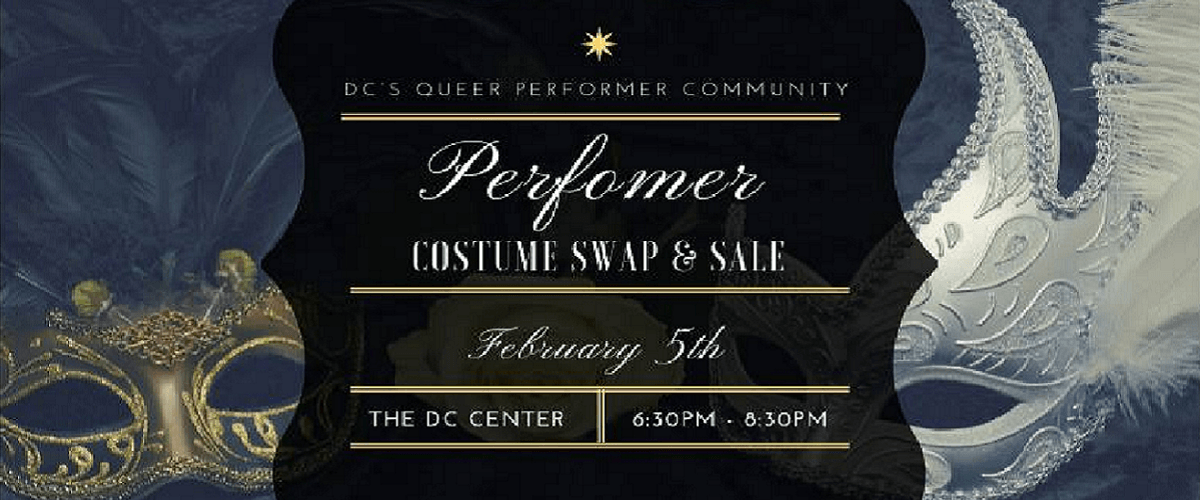 Performer costume swap and sale