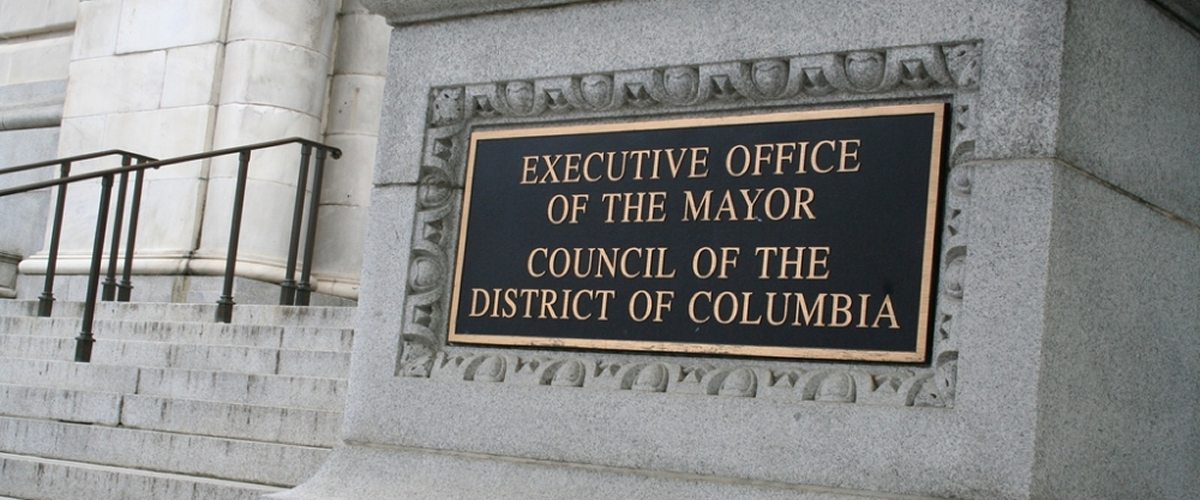 District of Columbia Oversight Hearings