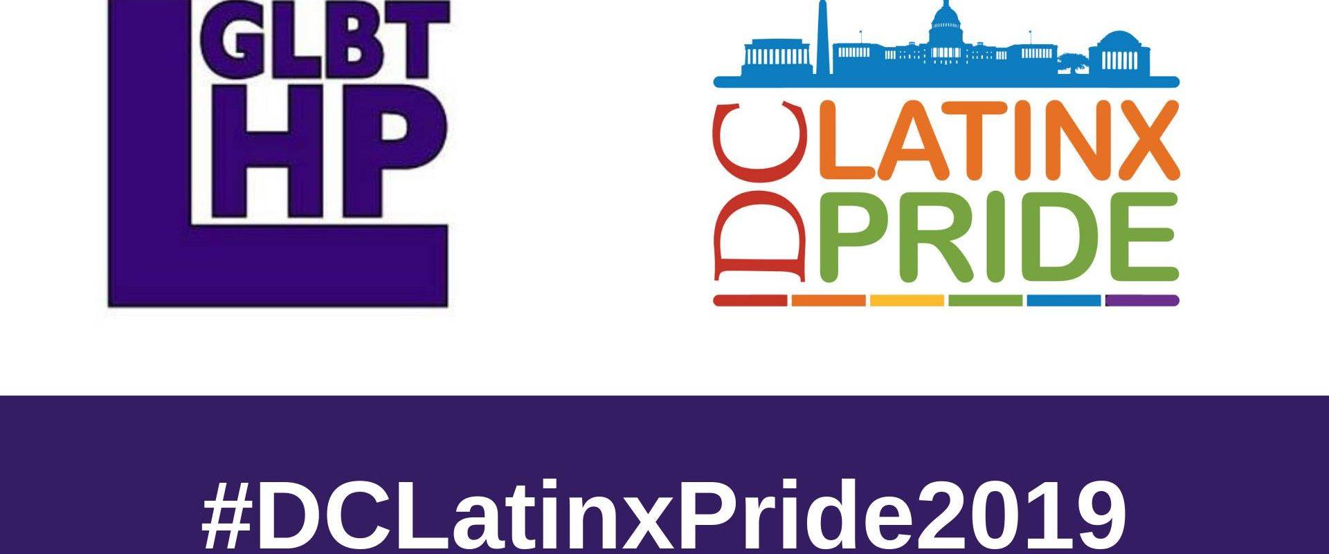 LHP DC Latinx Pride 2019 logo