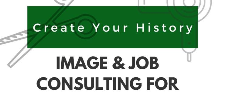 Create Your History. Image and Job Consulting for LGBTQ+ Youth