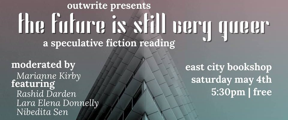 OutWrite Presents the Future is Still Very QUeer