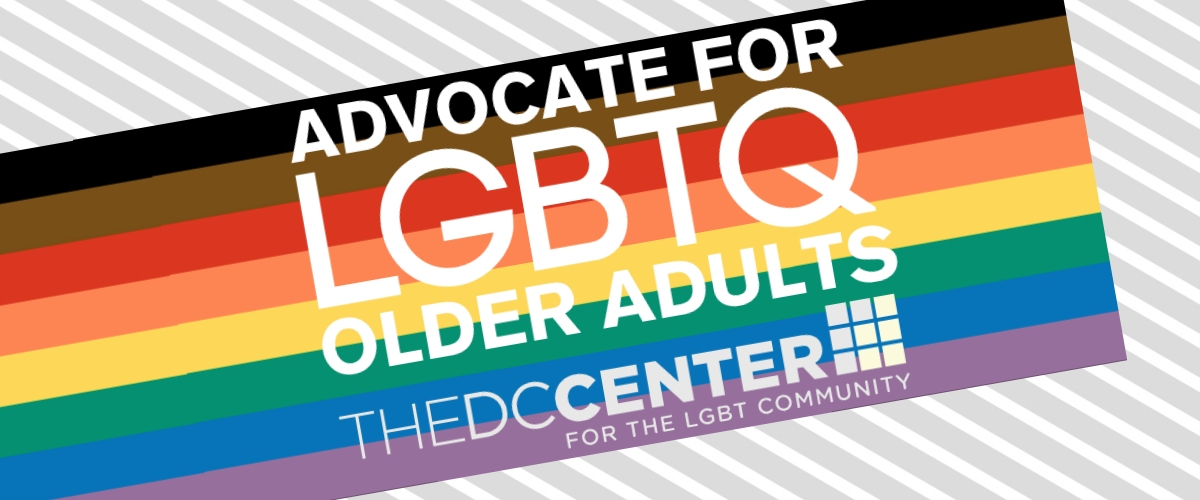 Be an Advocte for LGBTQ Older Adults
