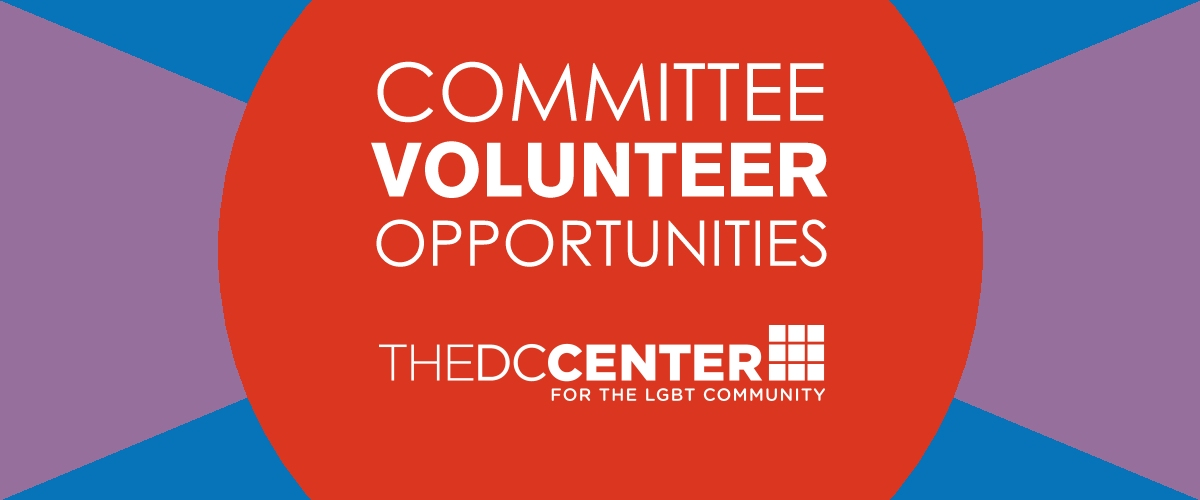 Committee Volunteer Opportunities