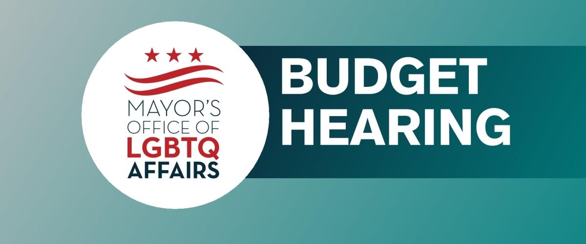 DC Mayor's Office of LGBTQ Affairs