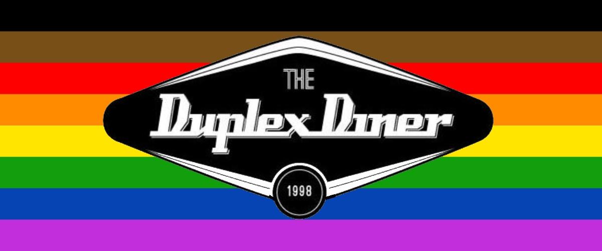 Duplex Diner Pride Kickoff