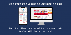 Updates from the DC Center