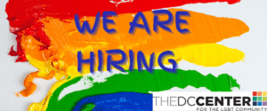 Job Opening at the DC Center : Community Engagement Specialist