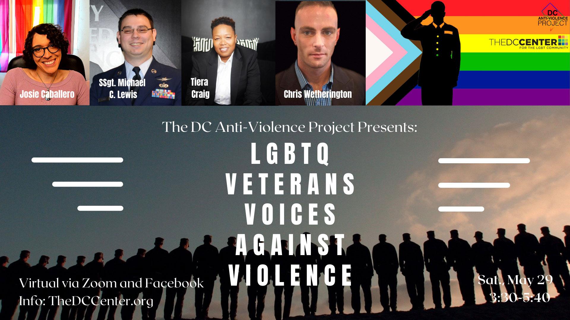 LGBTQ Veterans Open Mic