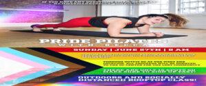 Pride Pilates with Becca