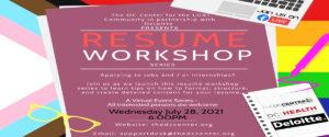 Resume Workshop in partnership with Deloitte